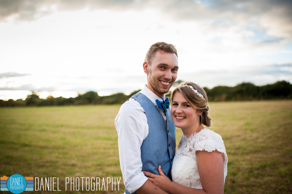 Dorset Wedding Photography, Knowlton Church, - Daniel Photography, Hampshire Wedding Photographer