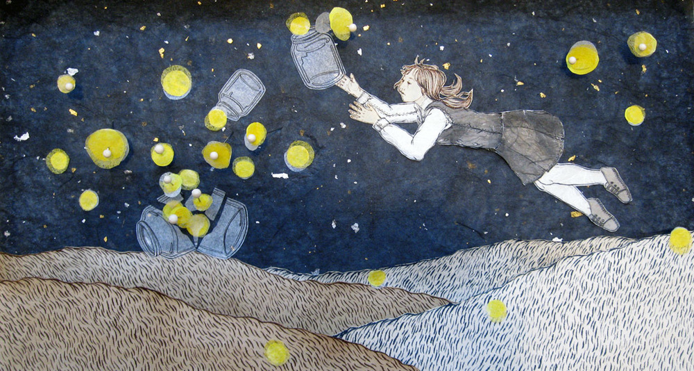 Fireflies and Sister Young