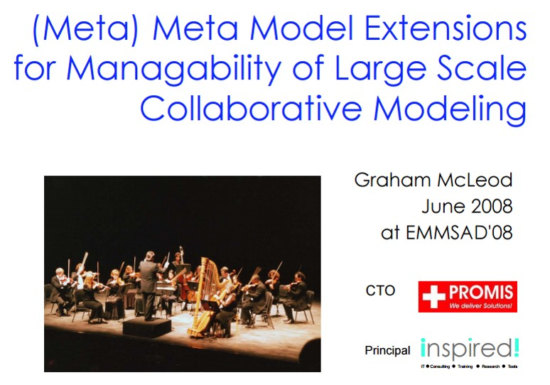 572KB - Meta Model Extensions for Manageability of Large Scale Collaborative Modeling