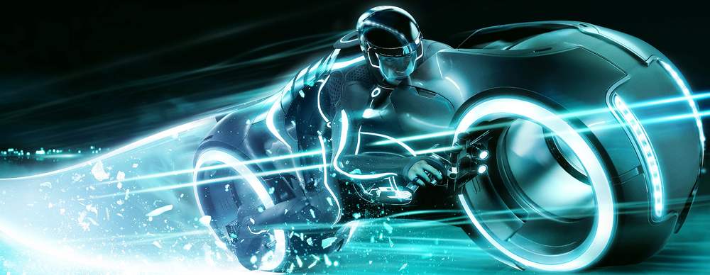 Image from Tron © Walt Disney