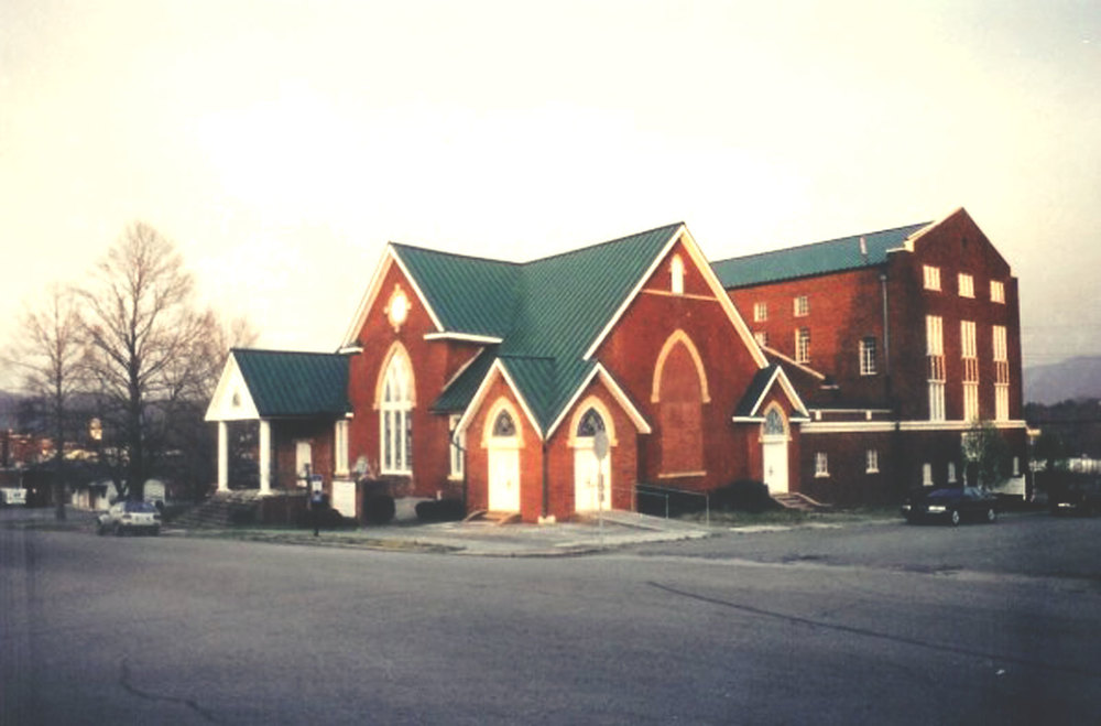 WESLEY MEMORIAL UMC   923 Ohio Ave, Etowah, TN 37331