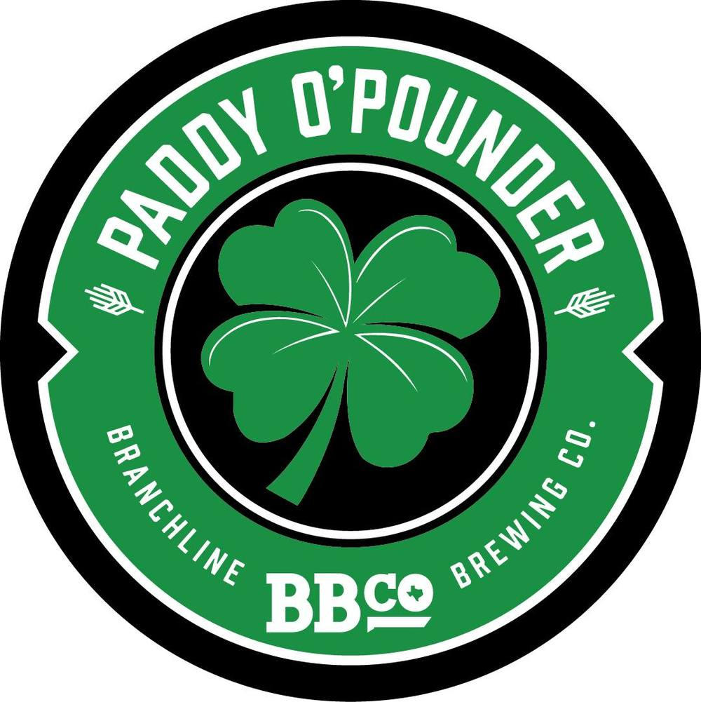 """The Paddy O'Punder is an Irish Red Ale clocking in at 5.9% ABV. """"We brew this new favorite with UK Maris Otter malt, Special Roast malt, East Kent Goldings and Fuggle hops, and English yeast for a floral, slightly toasty red ale."""""""