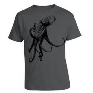 $20.00, Brewershirts.com No lie. I'm probably gonna buy this shirt for myself too. Drunk octopus is my favorite.