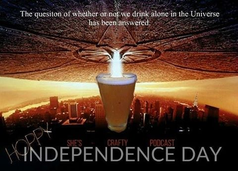 Happy 4th of July, you beer drinking animals! #4thofjuly #independenceday