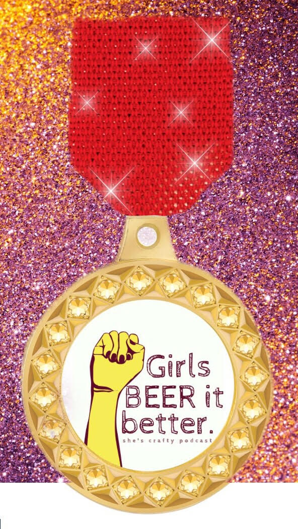 Get Your Official 2018 She's Crafty Fiesta Medal Here!  -