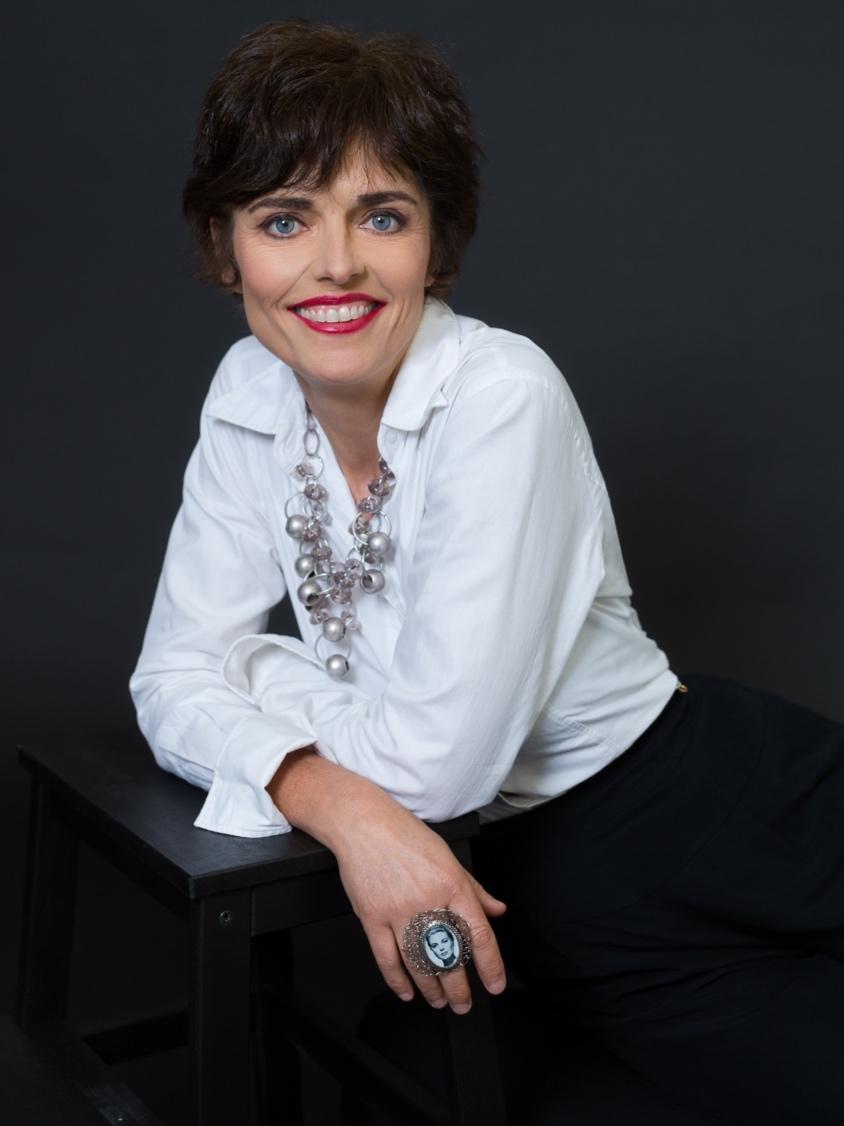 Catherine -  French Teacher Business Portrait