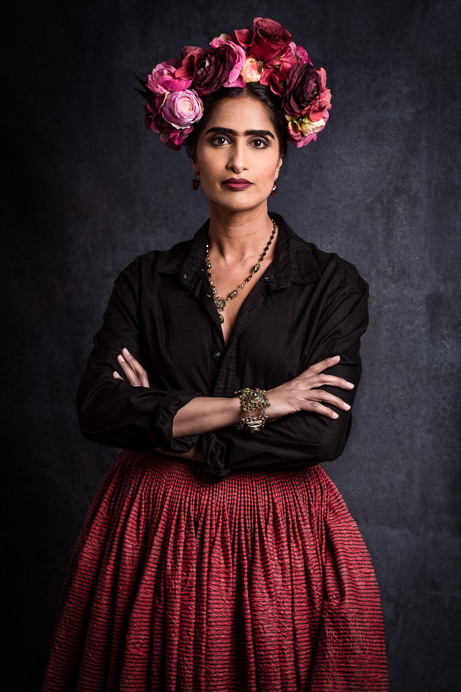 HOMMAGE TO FRIDAY KAHLO