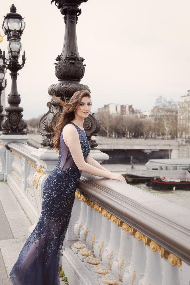 Dream Photoshoot in Paris