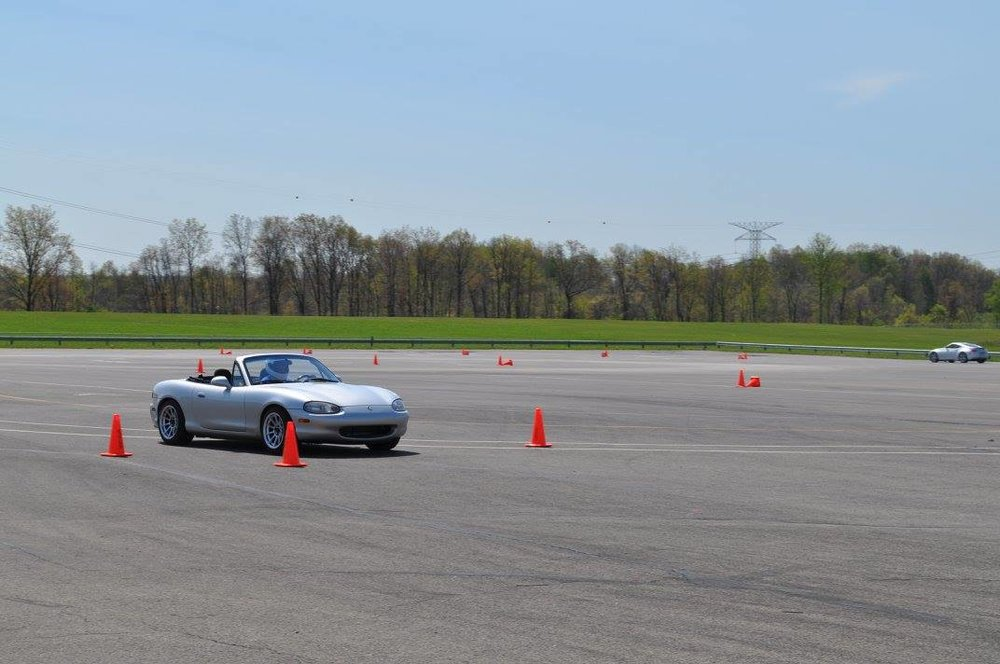 6-acre VDA for longer/different AutoX course!