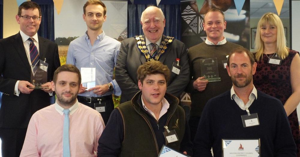 Essex Chairman's Business Awards - Winner Best Start Up 2017