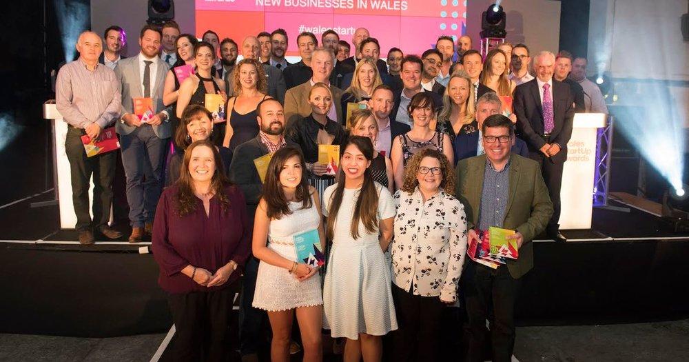 Wales Start Up Awards - Winner Construction Business 2017
