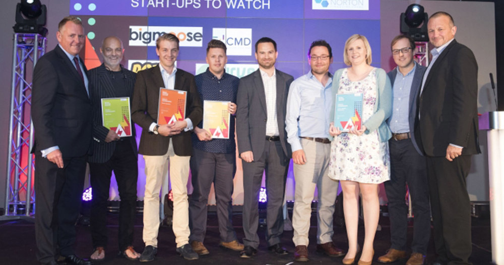Wales Start Up Awards - Finalist 2016