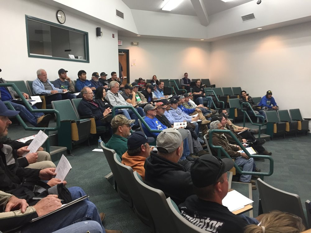 Over 50 licensed electricians participated in a 1-Day Lockout/Tagout training event with IDEAL Industries.
