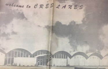 Welcome to Creslanes! ('58)