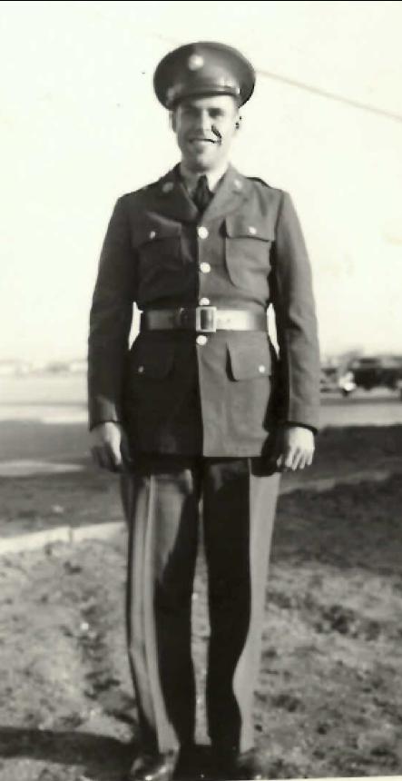 Tom in 1943.