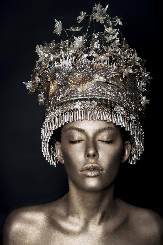 Model: Lali   Make-Up: Tatjana GIeske   Photo-Assistant: Louis Peschke