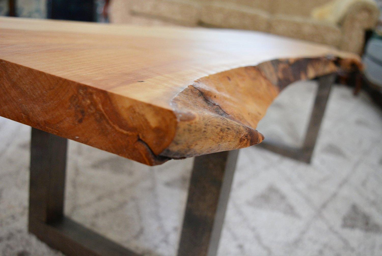 Fiddlehead Custom Fiddlehead Casket Company - Casket coffee table