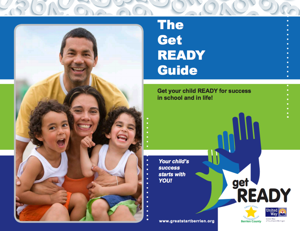 Click here to access the Get Ready Parent Guide