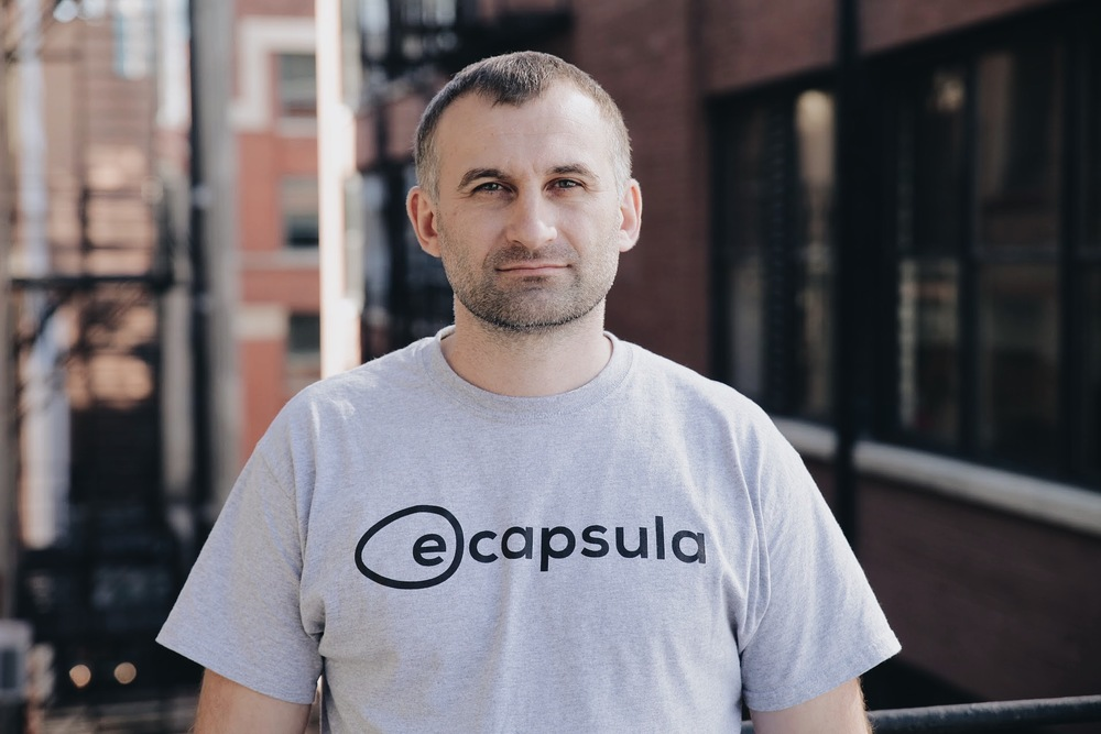 """Igor Choshko - Chief Executive Officer & Founder """"We're planning to launch eCapsula around the world within the next 5 years, and I'm confident that it will turn into a global network."""""""