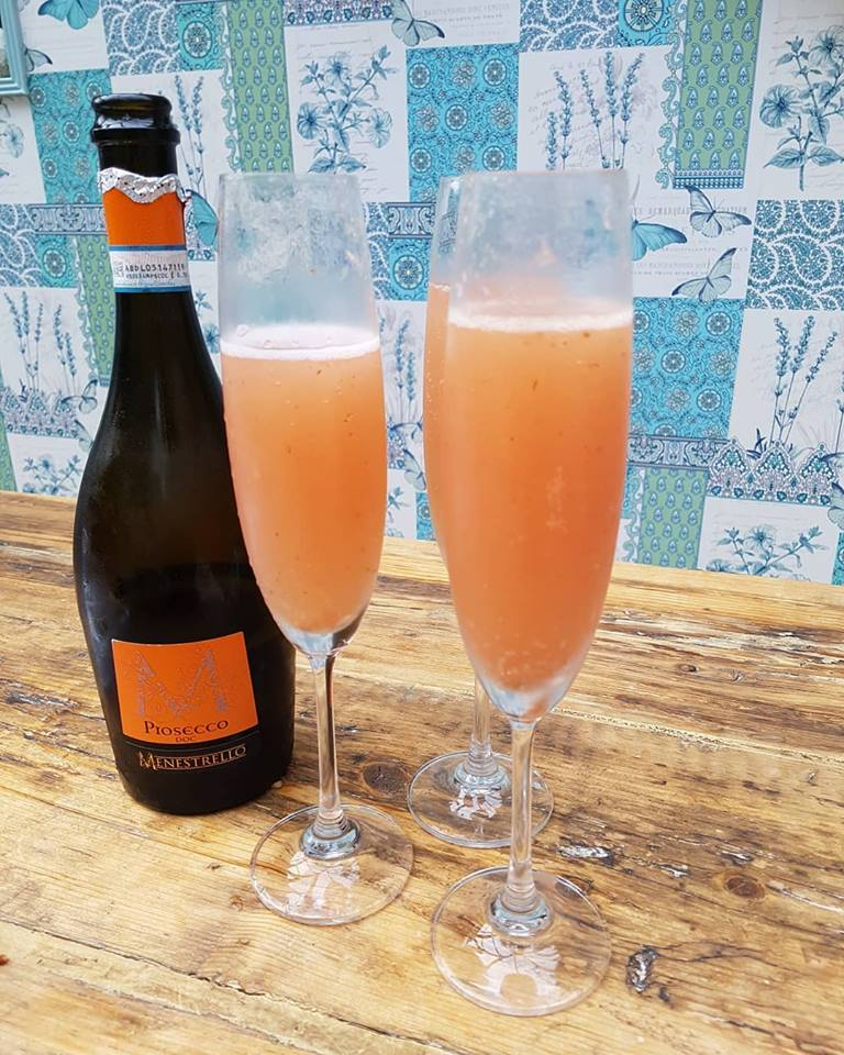 The Prollini: A probiotic take on the Bellini