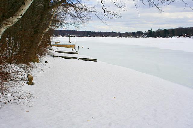 Icey Lake