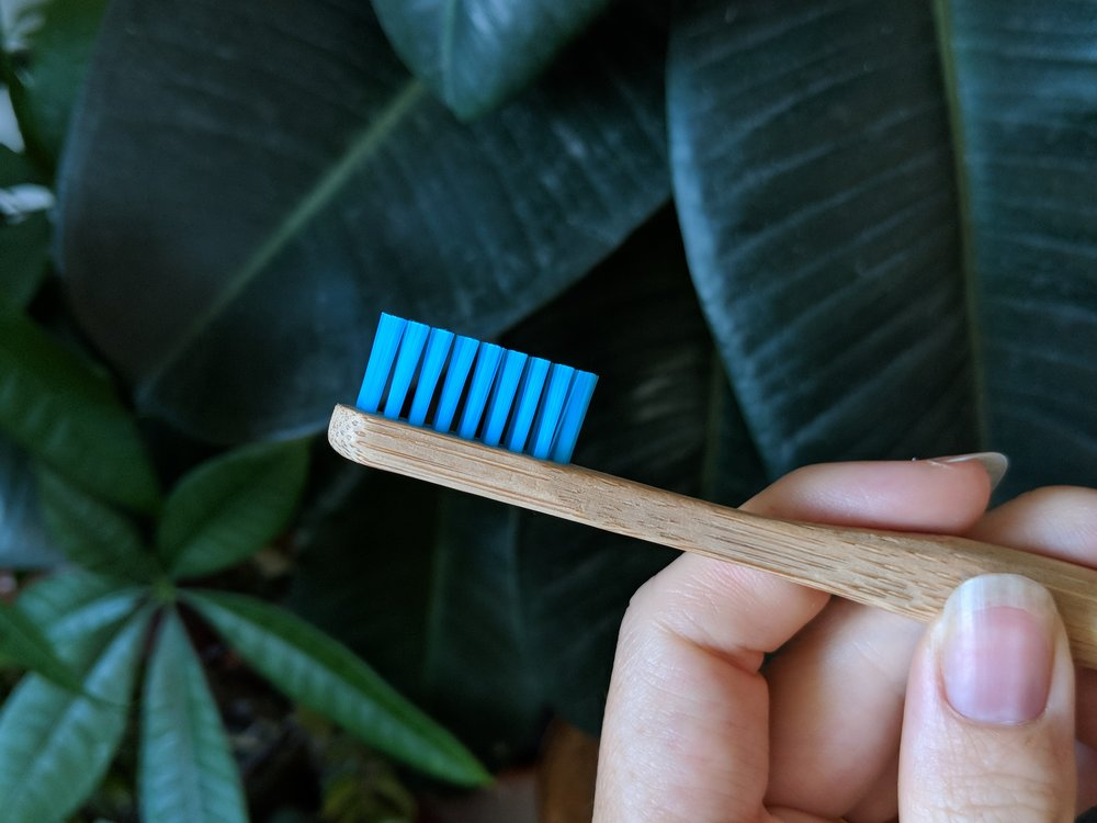 Zero Waste Club // Bamboo Toothbrushes Plastic-Free Review // Serena Lee // Vegan, Organic, Natural Lifestyle & Wellness Blog // London, UK