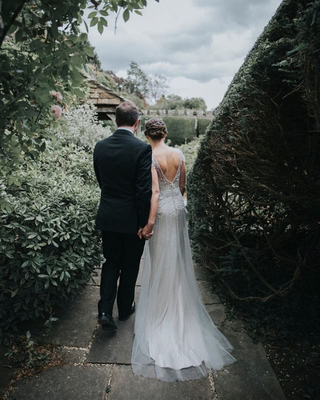 Our latest wonderful wedding at Thornbury Castle.  An amazing couple all the way from the USA!  It was such a laugh capturing this brilliant day...and don't they both look fabulous! #thornburycastle #realwedding #weddingphotography #castleweddings #maggiesotterobride  #maggiesotteroettia #weddingphotographycotswolds #weddingphotographercotswolds