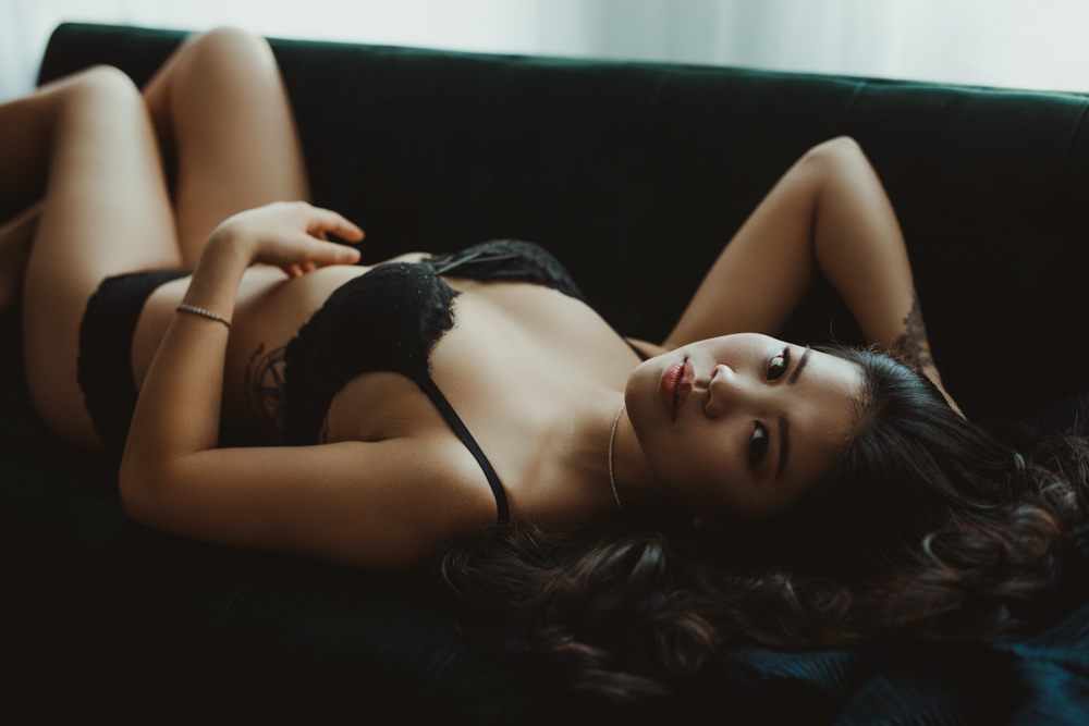 Just Another Badass Boudoir Session - January 21st, 2018