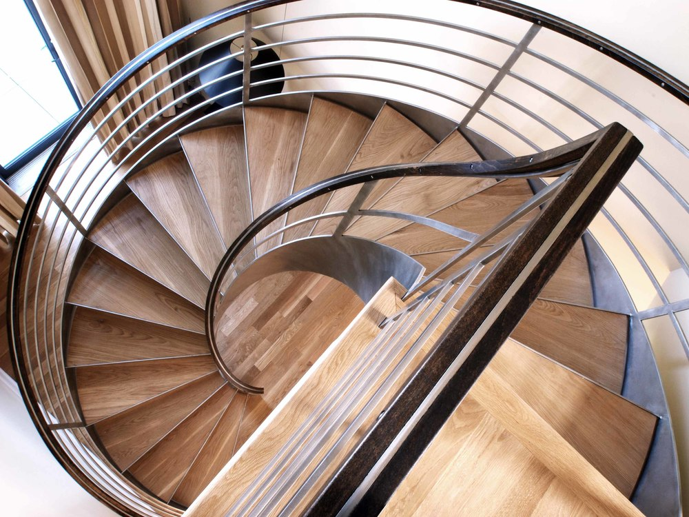 Helix Staircase