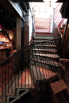 Artistic Blacksmith Staircase