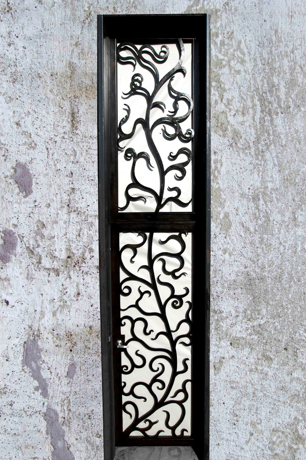Petina Blacksmith Entry Door