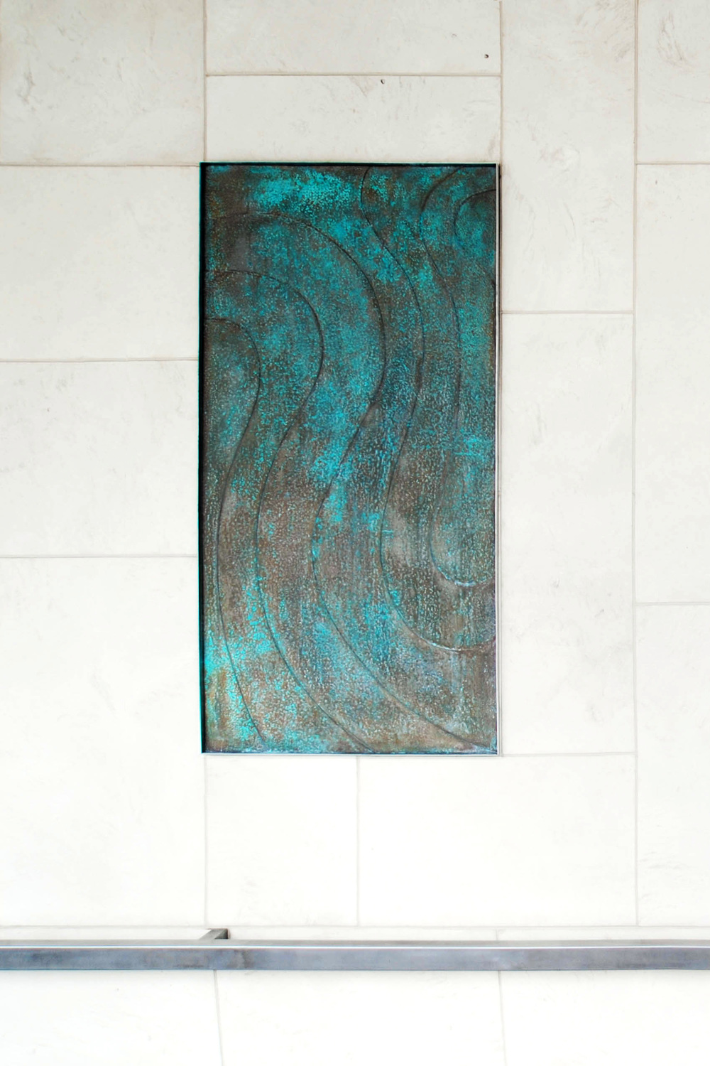 Copper Paneling
