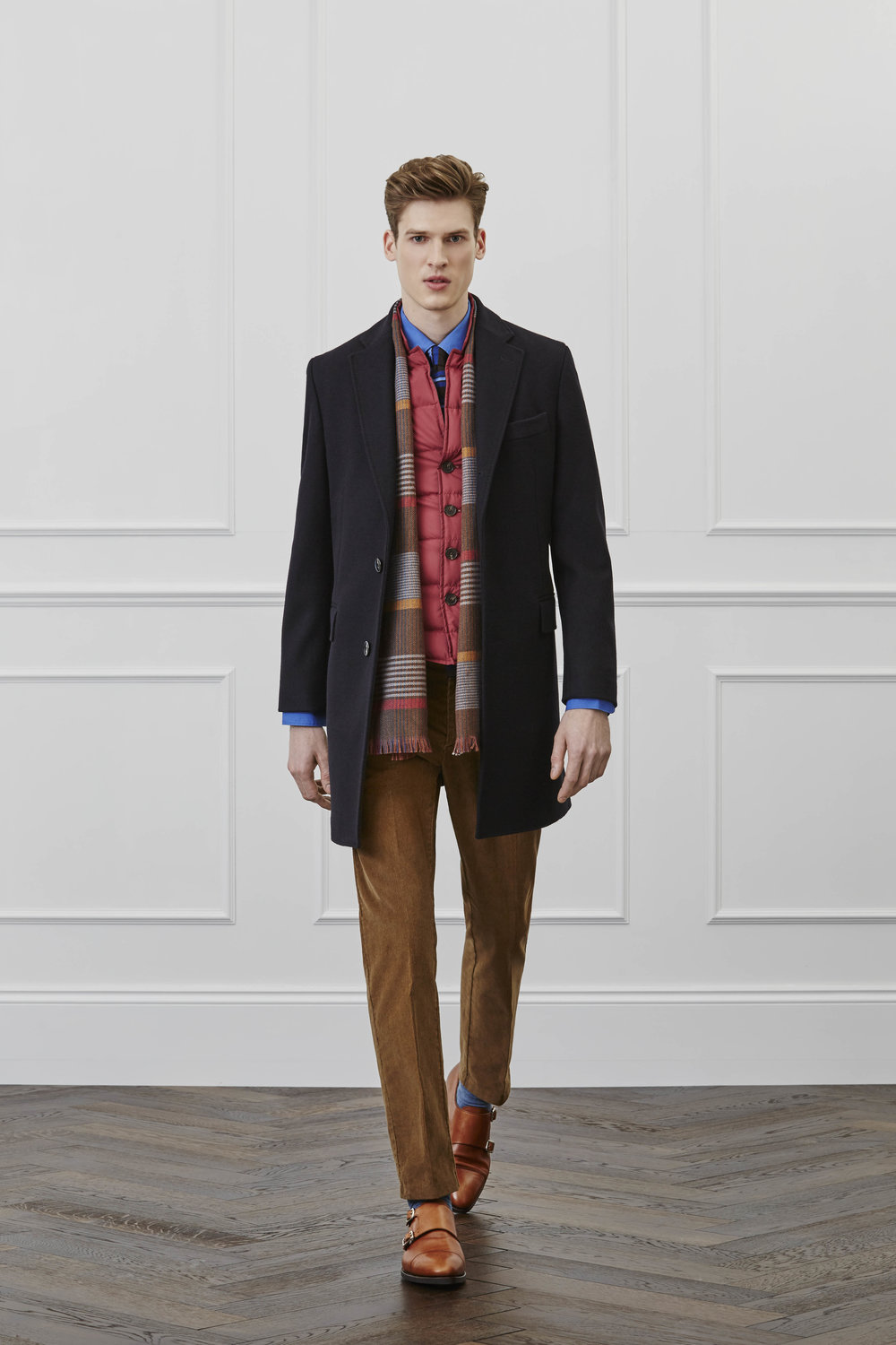 Hackett - aw18 Lookbook -