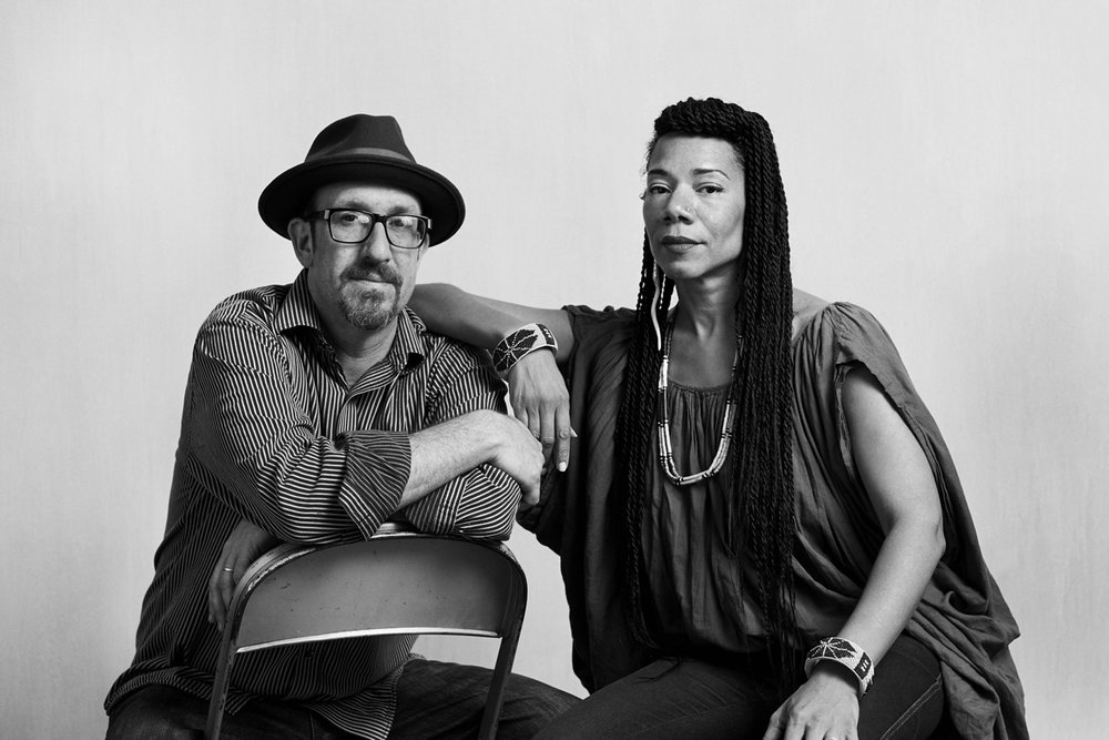 """Martha Redbone and Aaron Whitby (Composers) - Martha and Aaron perform with a """"band of NYC's finest blues and jazz musicians"""" (Larry Blumenthal-Wall Street Journal). From humble beginnings in downtown NYC, to concerts across Native American communities for their Billboard Magazine acclaimed CD """"Home of the Brave"""" the team has built a passionate and loyal fan base. Their album """"Skintalk"""" is included in the Library Collection at the Smithsonian National Museum of the American Indian in Washington D.C. Commissioned by Joe's Pub and the Public Theater in NY, the team's newest work is Daughter of the Hills, a musical theater piece inspired by the lives of Redbone's family in the coalmining hills of Appalachia. In 2017 the team have also completed commissions """"Bone Hill: The Concert"""" for NY Voices/Joe's Pub/Public Theater,"""