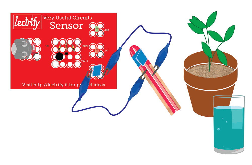 Use Sensor to measure small changes in resistance.