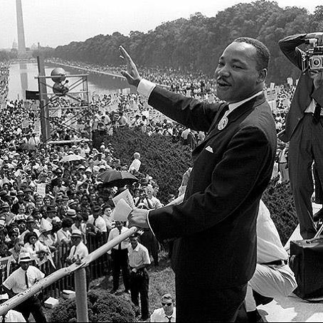 Thank you, Dr. Martin Luther King! #mlk #martinlutherking