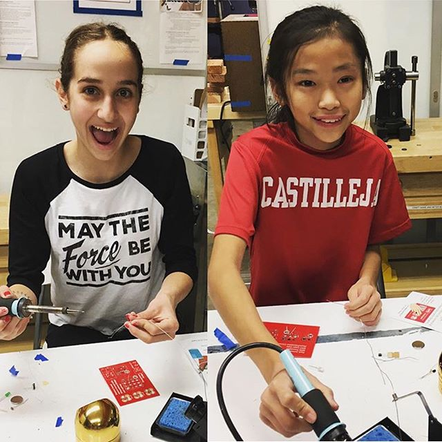 ICYMI, this is some serious soldering @bournidealab! 👩🏾‍🏭👨‍🏭