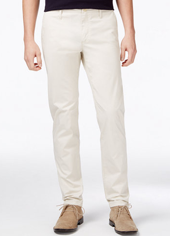 Armani Exchange Men's Skinny Chino Pant