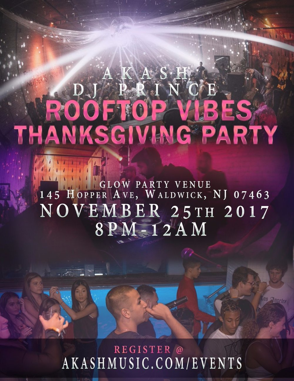 Rooftop Vibes Party!