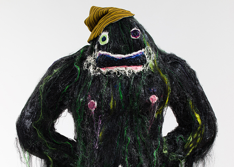 "BJARNE MELGAARD  ""I BELIEVE THAT THE WORK AN ARTIST ACTUALLY SHOWS IS OF HIGHER IMPORTANCE THAN WHERE THE ARTWORK IS EXHIBITED"""