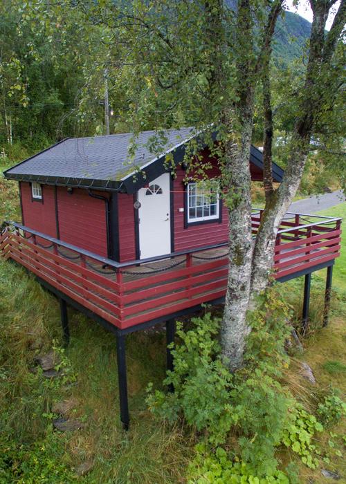 Cabin Four
