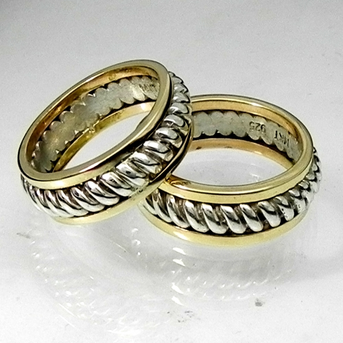 diamond braided gold ring rings rose index