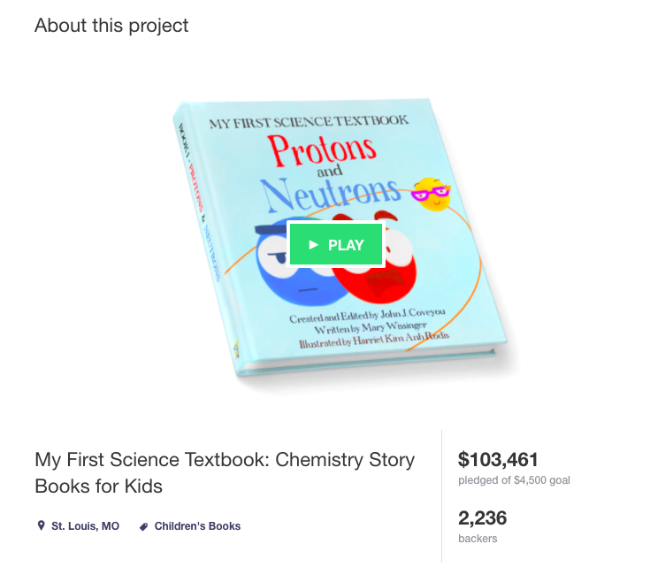 My First Science Textbook