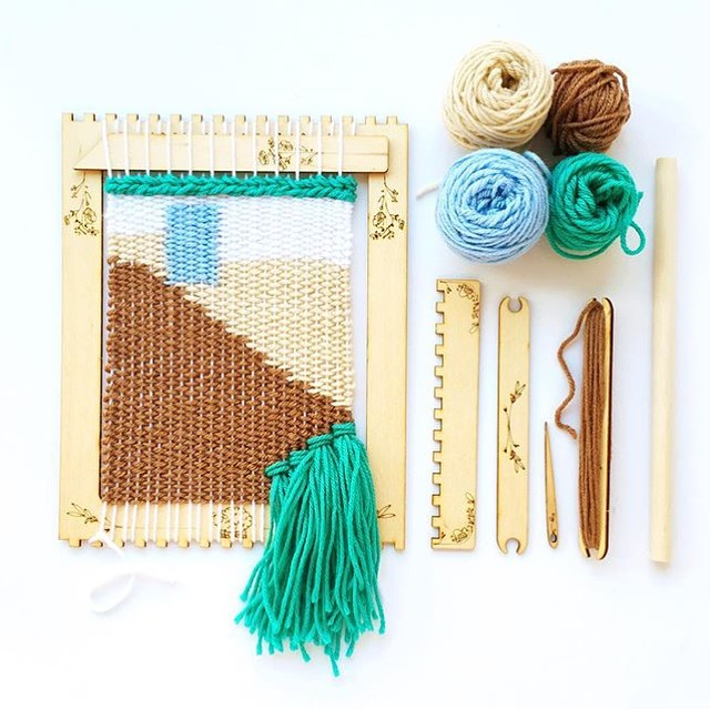 Learn How To Weave Kit Pop Out Loom Tools Black Sheep Goods