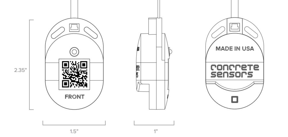 CS100 Sensor