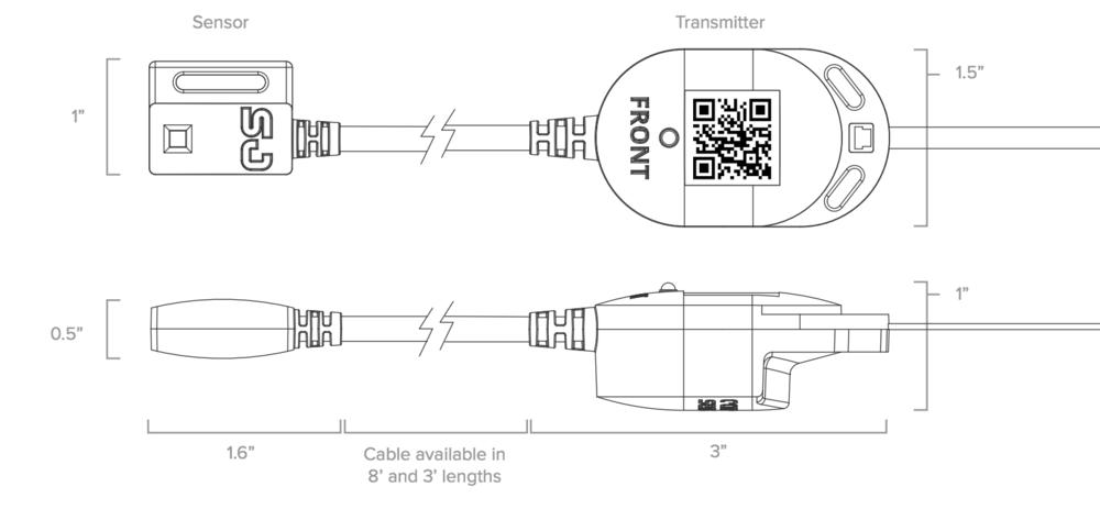 CS200 Sensor