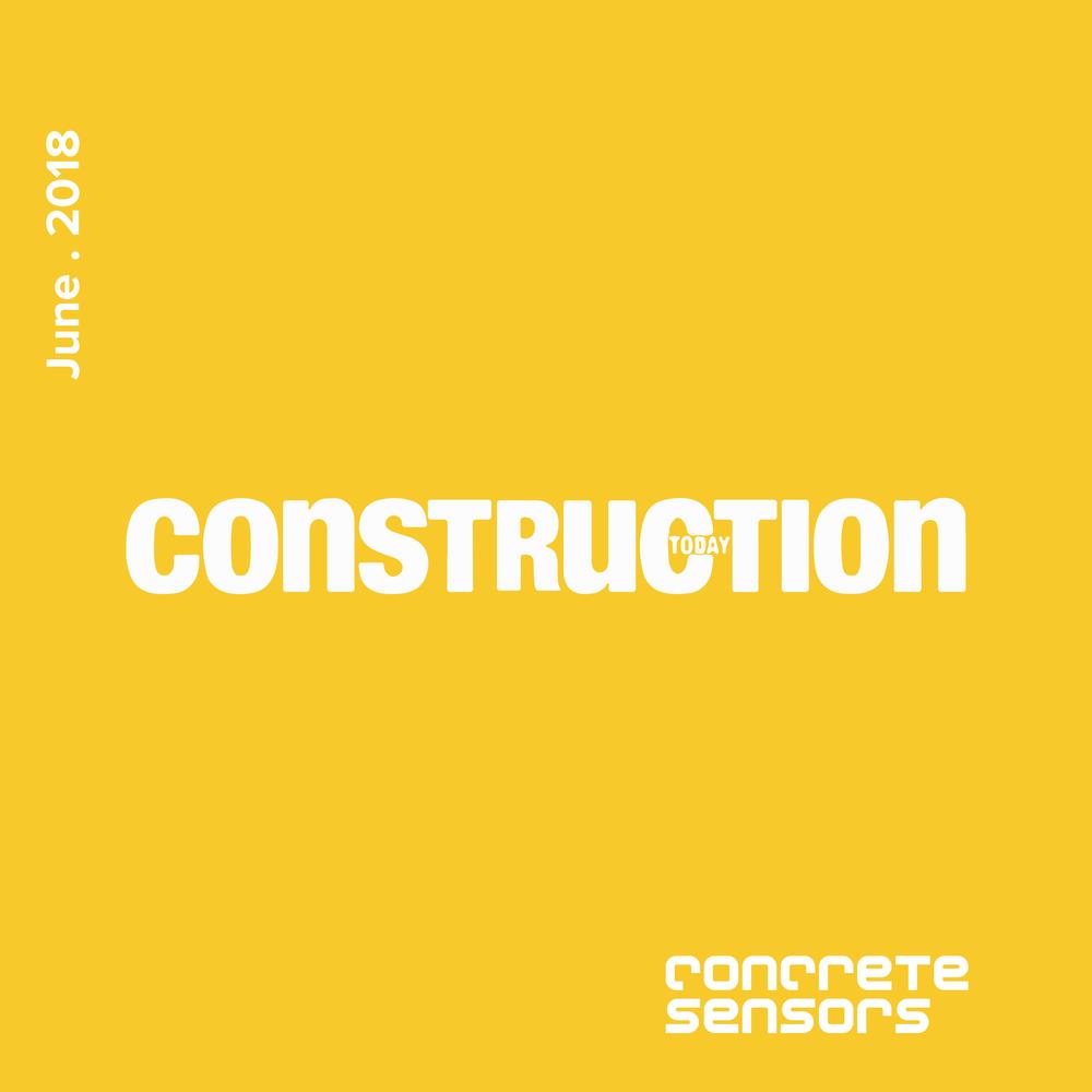 CONSTRUCTION TODAY JUN.2018