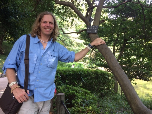 John in Japan