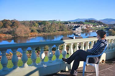 Killorglin, View from Aloha House