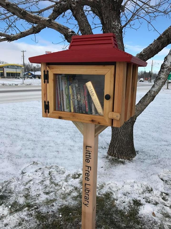 Image courtesy of Little Free Library